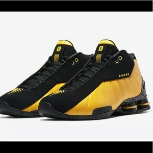 Nike Shox BB4 Men's Vince Carter Shoes AT7843